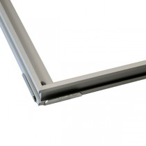 Cadre pour Paillasson Rosco 900x600mm hauteur 26mm Aluminium Anodisé