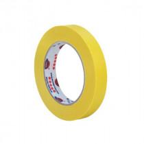 Ruban Adhésif Isolation Electrique 10 m x 15 mm jaune Eurocel x90