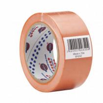 Ruban Adhésif Façadier PVC Orange 75mmx33m Eurocel SF 4342