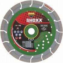 Kit 3 Disques Diamant Maçonnerie SHOXX ø230 + Meuleuse d'angle AGR100