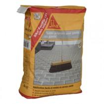 Sable polymère pour joints étroits Sika Fastfix 131TP, sac de 20kg