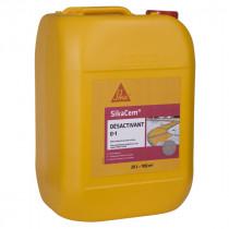 Désactivant de Surface Sikacem profondeur 0/1 mm, 20 litres