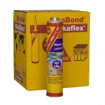 Sikaflex pro 11 FC, couleur gris béton, carton de 12 cart. de 300 ml