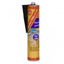 Sikaflex pro 11 FC, couleur noir, la cartouche de 300 ml