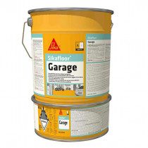 Kit Peinture Epoxy SikaFloor Garage, gris - 6kg