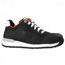 Chaussures de Sécurité S3 Basses Bosseur Spido Noir