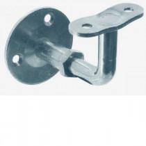 Support de Rampe Coudé Réglable 61x55 mm Acier Simpson SRR