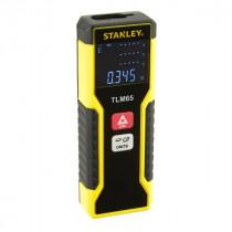 Télémètre Laser à Distance Stanley 20m TLM65-Bluetooth STHT1-77032