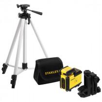 Kit Niveau Laser Stanley 360° Rouge STHT77640-1