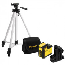 Niveau Laser Stanley 360° Vert avec Trepied STHT77641-1