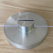Plot en Aluminium Massif pour Ecran de Protection