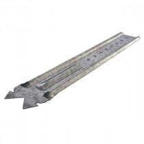 Suspente Longue 17/47 pour Plafond 240 x 43 mm PAI en Acier, boite de 50