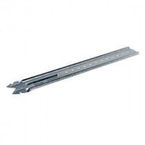 Suspente Longue 17/47 pour Plafond 310 x 43 mm PAI en Acier, boite de 50