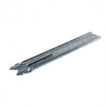 Suspente Longue 18/45 pour Plafond 240 x 43 mm PAI en Acier, boite de 50