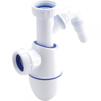 Siphon de lavabo 32/32mm Nicoll Easyphon BM19
