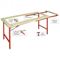 Table de Plaquiste Pliable Taliaplast