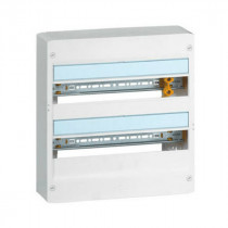 Tableau Électrique Drivia 2 Rangées 36 Modules Blanc, Legrand 401222