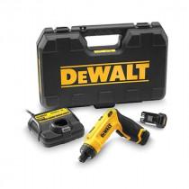 Tournevis Electrique Sans Fil Dewalt 7,2V 4Nm 2 Batteries, DCF680G2