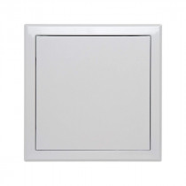 Trappe de Visite Métallique Laquée Blanc 400 x 400 mm Semin A03619