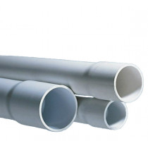 Tuyau PVC Diamètre 100 mm Longueur 4 m NF