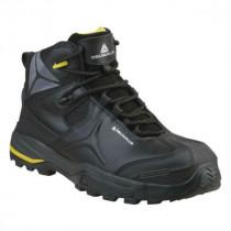 Chaussures Sécurité DeltaPlus TW402 Noir S3 SRC