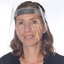 Visière de Protection Face Shield pour Visage, lot de 10