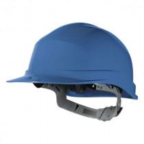 Casque de Chantier DeltaPlus Zircon 1 Bleu, Taille Ajustable