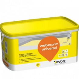 Primaire Ragréage Weber Prim Universel 5 kg