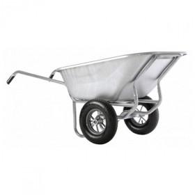 brouette haemmerlin expert twin 230 roues pleines. Black Bedroom Furniture Sets. Home Design Ideas