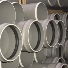 Tuyau PVC assainissement CR8 à joint Diam.400 mm L.3 m