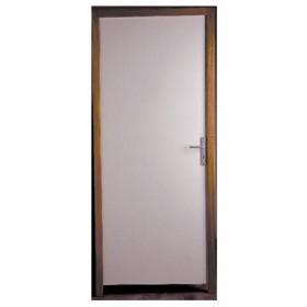 bloc porte coupe feu 1 2h pr peint 204x73 cm gauche. Black Bedroom Furniture Sets. Home Design Ideas