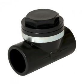 Clapet anti-retour Ø 50 mm pression eau froide, Nicoll CARJ