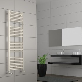 Radiateur s che serviette cordivari eva 828w for Radiateur seche serviette eau chaude largeur