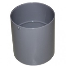 Manchon PVC batiment DN 125, l'unité