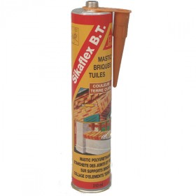 Mastic colle SIKA Fixotuile 12 cartouches de 300 ml