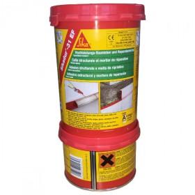 Colle epoxy Sikadur 31 EF en kit de 1,2 kg
