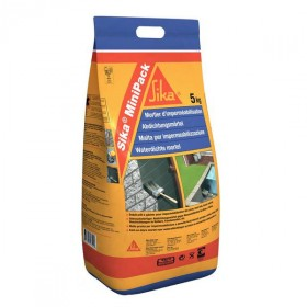 Mortier de protection anti abrasion sika abraroc 25kg for Sika enduit piscine
