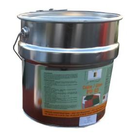 Colle gel monocomposante PU 93 pour dalles caoutchouc, pot de 15 kg