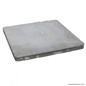 Tampon béton 40 x 40 cm, l'unité