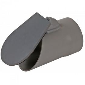 Clapet de nez PVC diamètre 125 mm, Nicoll PIF125