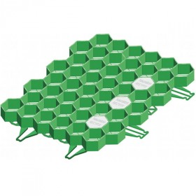 Dalles à engazonner Recyfix® Green standard, palette de 48 m2