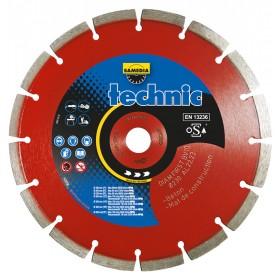 Disque Diam Béton Technic Diam first BV 10  Samedia ⌀ 125mmx22,23mm