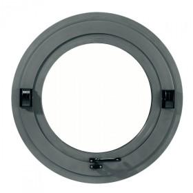 Oeil de boeuf alu basculant rond diam 80 cm for Oeil de boeuf aluminium