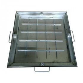 Couvercle à carreler en Aluminium 100 x 100 cm