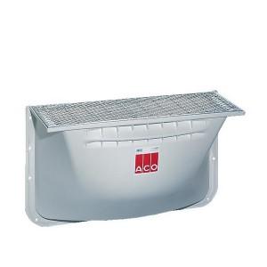 Cour anglaise ACO 100x60x40 cm grille acier caillebotis 30x30 mm