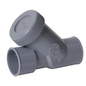 Clapet anti retour PVC diam 32 mm, Nicoll CASF4