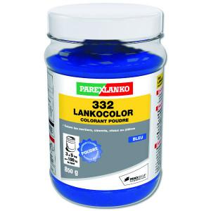 Colorant Bleu 332 Lankocolor Mortiers Ciments ParexLanko, 850 g