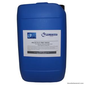 Pro Moss Curatif et préventif Pelicoat, bidon de 25 litres