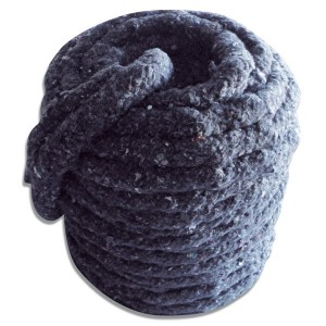 Bourrelet calorifuge en coton recyclé sac de 50 ml