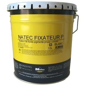 Fixateur de peinture Natec P, blanc, 15 litres